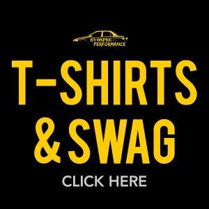 Evospec T-shirts and Swag