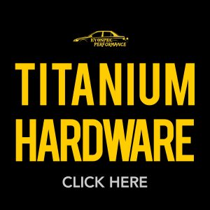 Evospec Titanium Hardware Kits