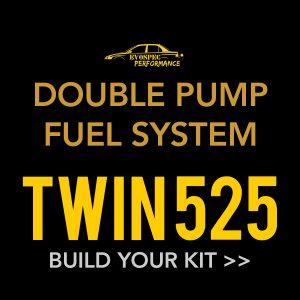 Twin 525 double pumper